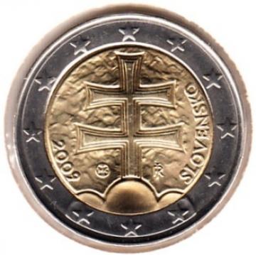 Mescide Sammlerzubehör 2 Euro Kursmünzen